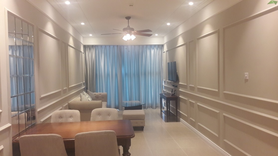 Apartment for rent at Luxury building Da Nang