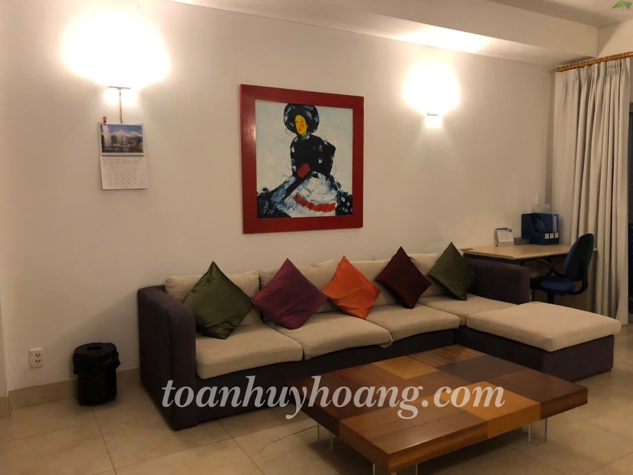 Indochina Riverside Tower 2 bedrooms Apartment