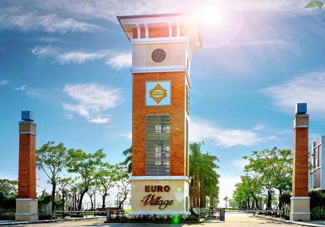 Euro Village Villa in Da Nang Project