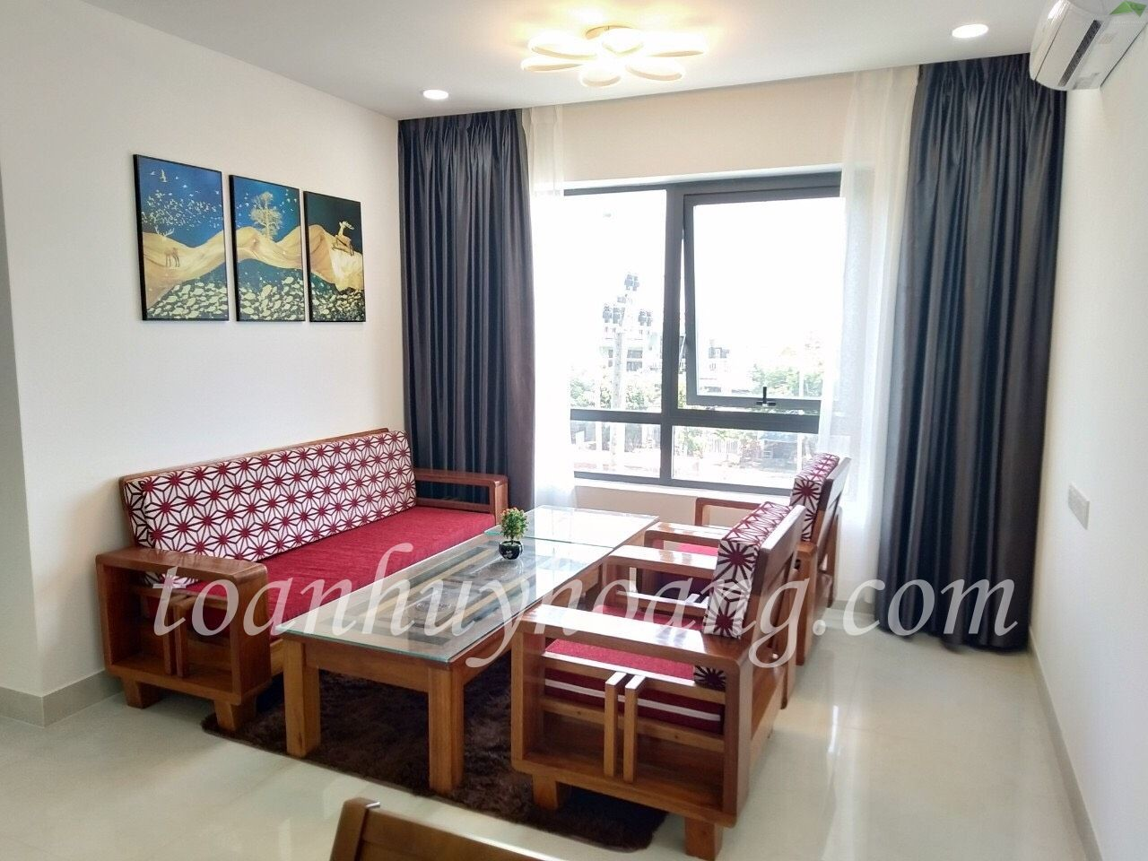 Flat for rent Da Nang
