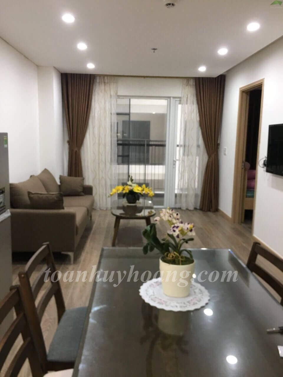 Apartment in center city rental