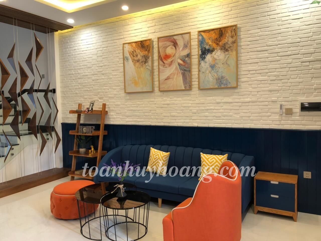 Khu Biệt Thự Euro Village Đà Nẵng Full Nội Thất Hiện Đại