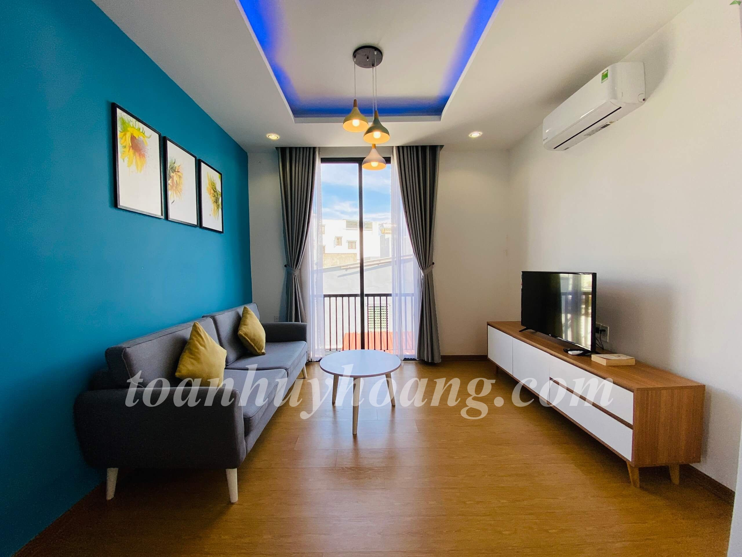 Căn Hộ Dịch Vụ 1 Phòng Ngủ | lovely one bedroom apartment